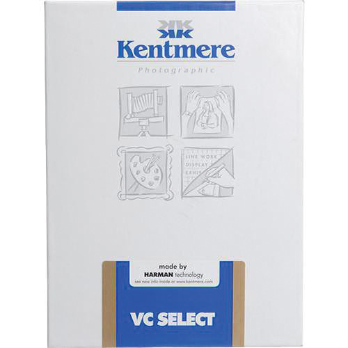 "Kentmere VC SELECT Glossy Photo Paper (42"" x 30', Roll)"