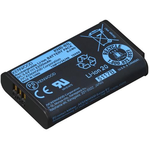 Kenwood KNB-81L Li-Ion Battery for NX-P500
