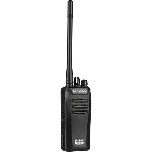 Kenwood ProTalk Digital NX-240V16P2 Compact Digital/Analog 32-Channel Portable Radio