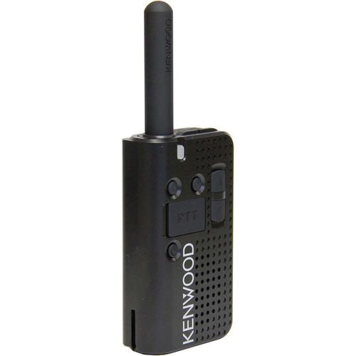 Kenwood Protalk LT PKT-23 Pocket-Sized UHF FM Portable 2-Way Radio with 5 Six Unit Multi-Chargers