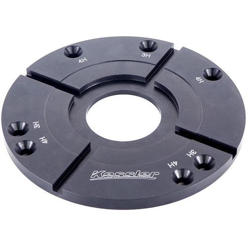 Kessler Crane Mitchell Adapter Plate for Shuttle Dolly