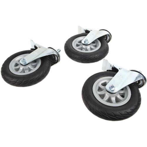 """Kessler Crane 6"""" All-Terrain Wheels for K-Pod"""