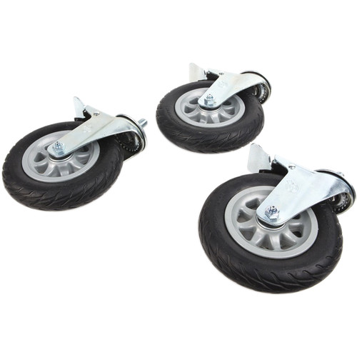 "Kessler Crane 6"" All-Terrain Wheels for K-Pod"