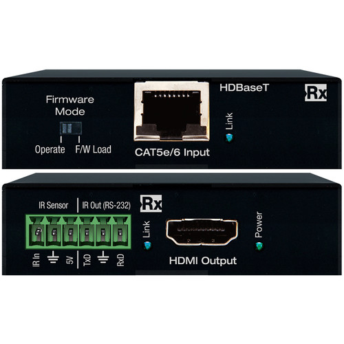 Key Digital HDMI over Cat 5e/6 Short-Range Receiver with Audio, IR/RS-232 for KD-Pro8x8D
