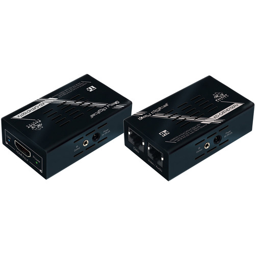 Key-Digital HDMI over Dual Cat5e/6 Full HD Extender Set (Up to 250')