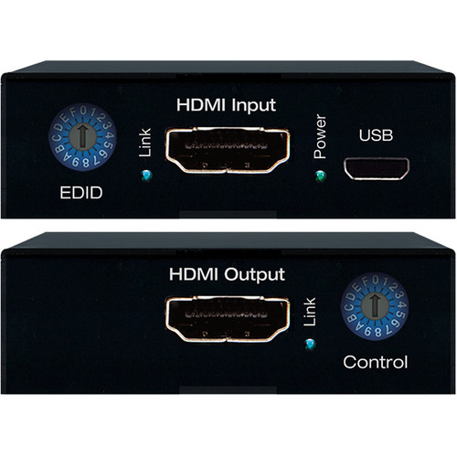 Key Digital 4K/18G HDMI Fixer with De-Embedded Audio Output