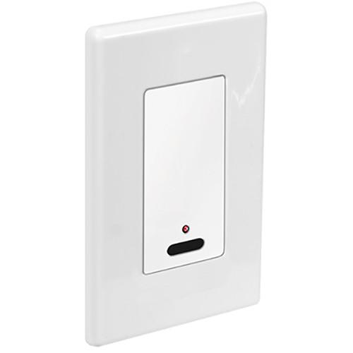 Key Digital IR Wall Plate Receiver for KD-IRCB204 IR Control Block (White)