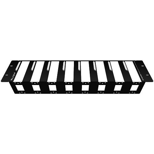 Key Digital 8-Unit Rackmount for KD-IP120 and KD-CIP400 Series