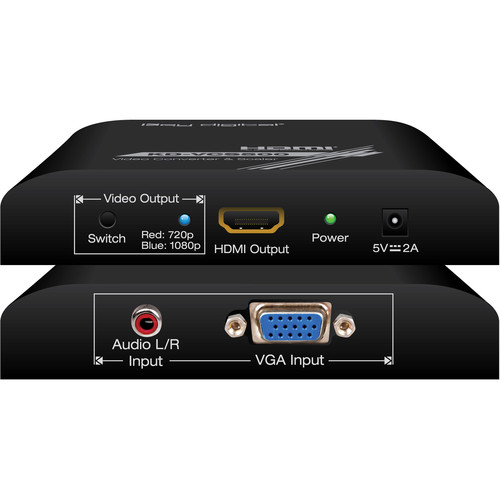 Key-Digital KD-VCS500 Video Converter & Scaler