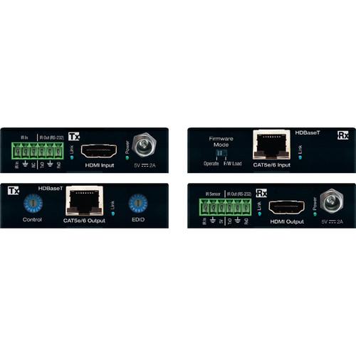 Key-Digital HDBaseT 4K HDMI Extender Set with HDR10 & HDCP2.2