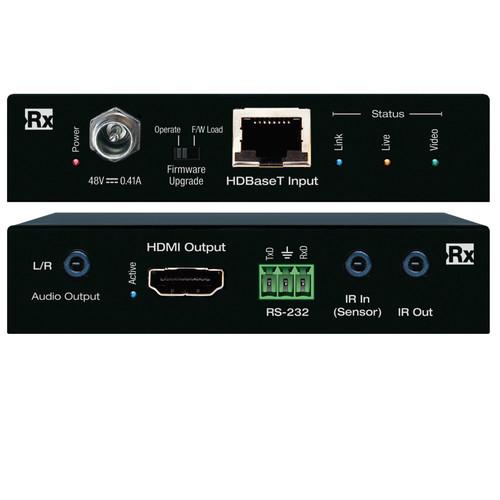 Key Digital 4K HDBaseT Receiver (131' Range)