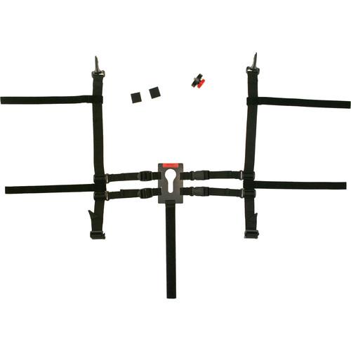Keyhole Universal StrapHands-Free Camera Harness (Black)