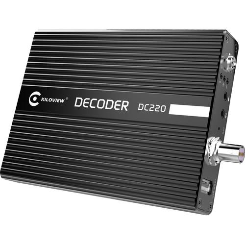 Kiloview IP Network Video Decoder