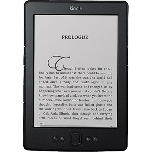 "Kindle 6"" eReader (With Special Offers Advertisements)"