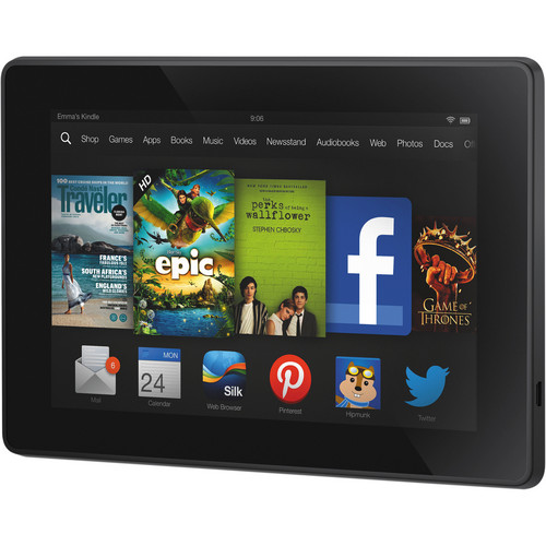 "Kindle 8GB Fire HD 7"" Tablet"
