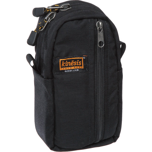 Kinesis Vertical Accessory Pouch (Black)