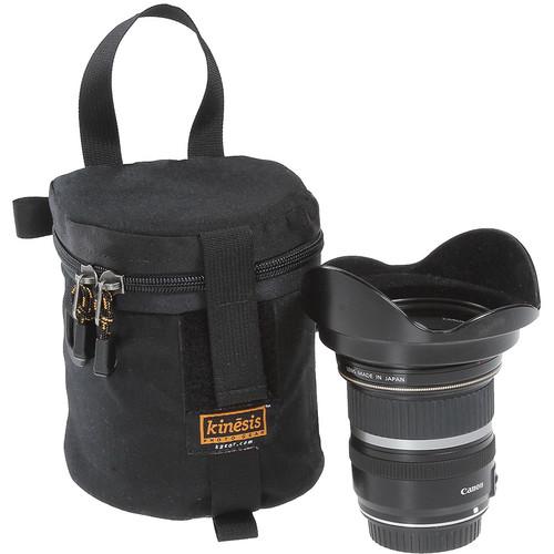 Kinesis E165 Medium Lens Pouch (Black)