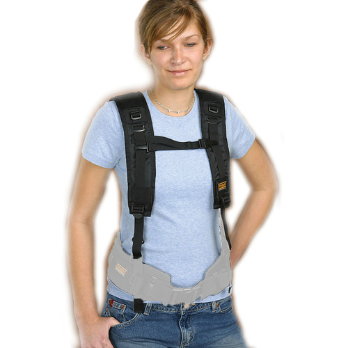 Kinesis H344 Y-Harness Suspenders