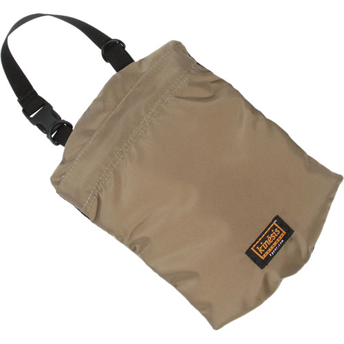 Kinesis Safarisack 1.4 Beanbag Camera Support (Khaki)