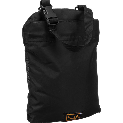 Kinesis Safarisack 1.4 Beanbag Camera Support (Poly Filled, Black)