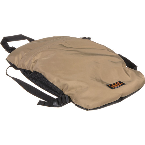 Kinesis Safarisack 4.2 Beanbag Camera Support (Buckwheat Hulls Filled, Khaki)