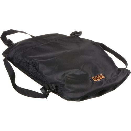Kinesis Safarisack 4.2 Beanbag Camera Support (Poly Bead Filled, Black)