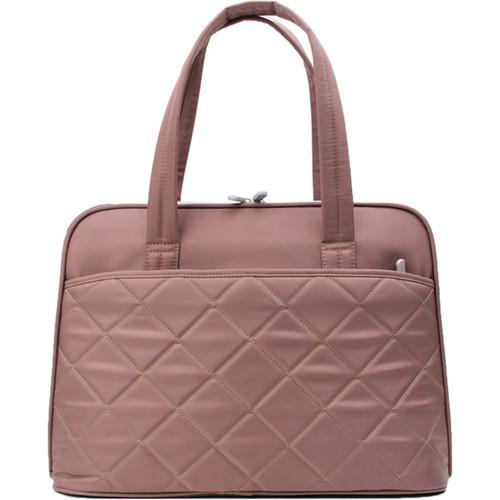 "Kingsons 15.4"" Ladies in Fashion Shoulder Bag (Coffee)"