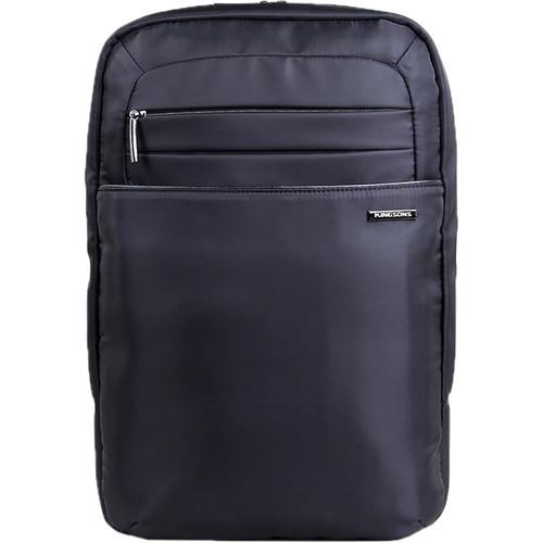 """Kingsons 15.6"""" Prime Laptop Backpack (Black)"""