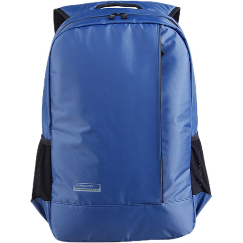 "Kingsons 15.6"" Casual Laptop Backpack (Blue)"
