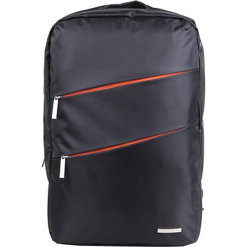 """Kingsons Evolution Series 15.6"""" Laptop Backpack (Black)"""