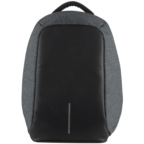 "Kingsons 15.6"" Anti-Theft Smart Laptop Backpack (Black Charcoal)"