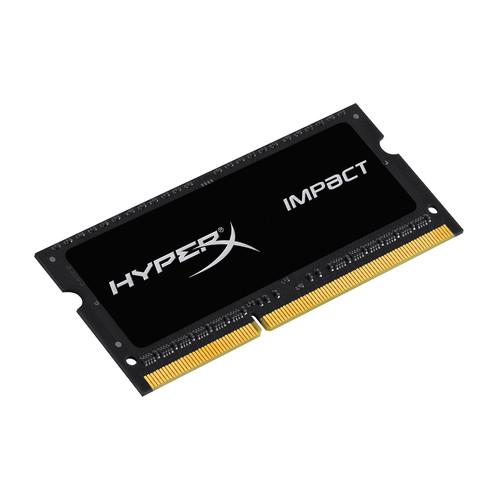 Kingston 4GB HyperX Fury DDR3L 1866 MHz SO-DIMM Memory Module