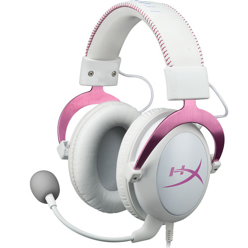 Kingston HyperX Cloud II Gaming Headset (Pink)