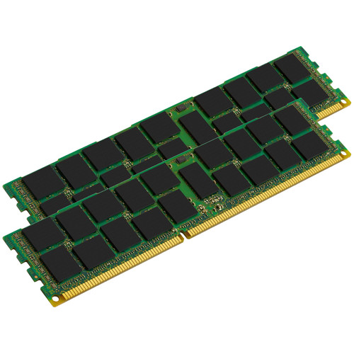 Kingston 32GB (2 x 16GB) DDR3 1866 MHz DIMM Memory Kit
