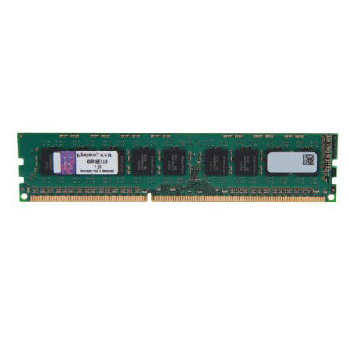 Kingston 8GB ValueRAM DDR3 1600 MHz Memory Module