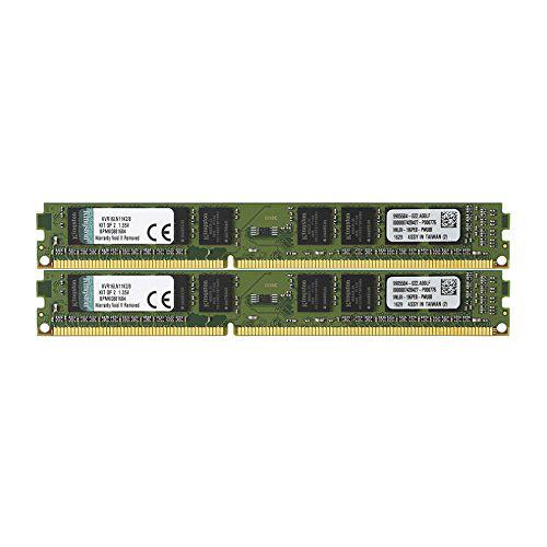 Kingston 8GB ValueRAM DDR3L 1600 MHz DIMM Memory Kit (2 x 4GB)