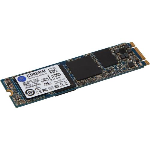 Kingston 120GB SSDNow M.2 SATA G2 Drive