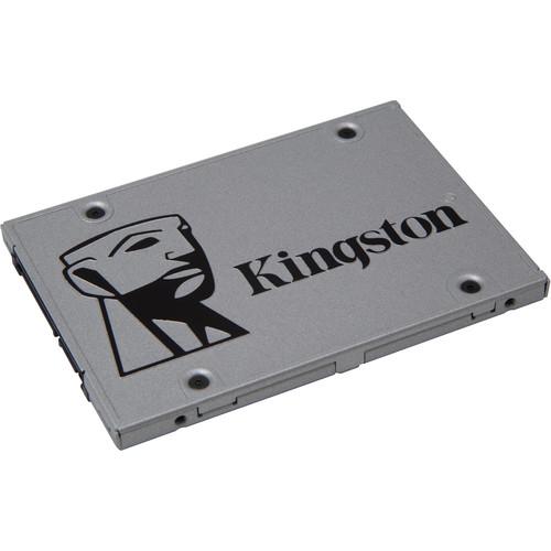 """Kingston 480GB SSDNow UV400 SATA III 2.5"""" Internal SSD"""