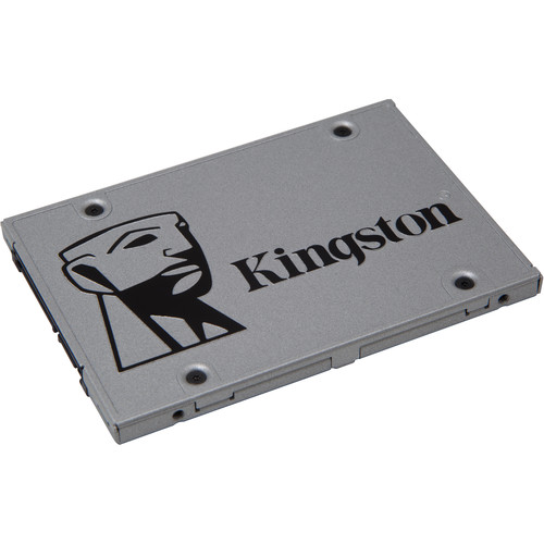 Kingston 120GB SSDNow UV400 Desktop/Notebook Upgrade Kit
