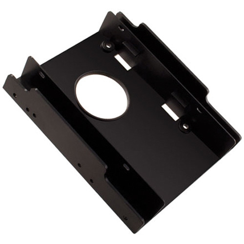"Kingwin HDM-226 Internal Dual 2.5"" Hard Drive/SSD to 3.5"" Mounting Kit (Plastic)"