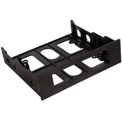 "Kingwin HDM-228 Internal 3.5"" Hard Drive to 5.25"" Mounting Kit (Plastic)"