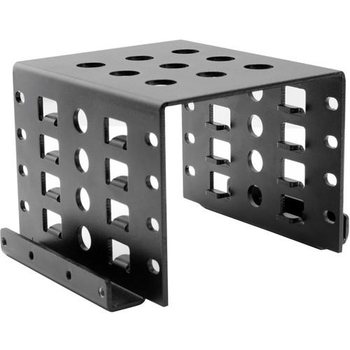 "Kingwin 3.5"" Internal Drive Bay Metal Mounting Kit for 4x 2.5"" HDDs"