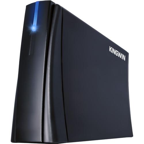 "Kingwin USB 3.1 Gen 1 External Enclosure for 3.5"" SATA HDD"