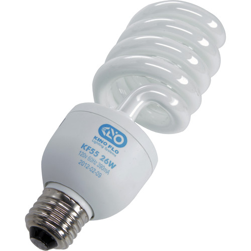 Kino Flo KF55 Daylight CFL Tru Match Lamp (26W, 230V)