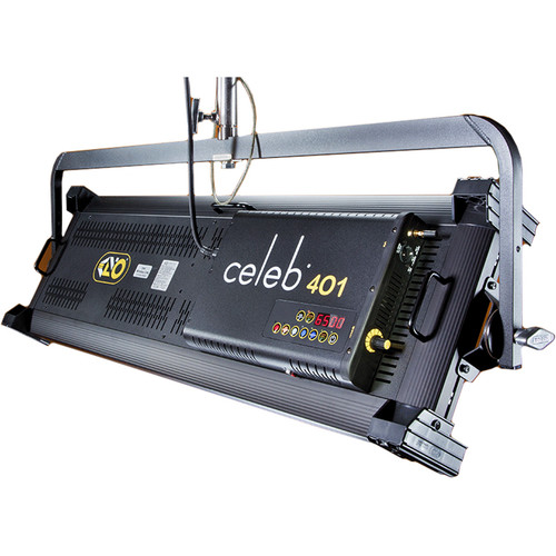 Kino Flo Celeb 401 DMX LED Light (Yoke Mount)