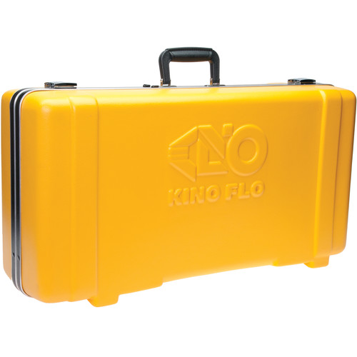 Kino Flo Diva-Lite LED Clamshell Case for Diva-Lite 21 LED and Stand (Yellow)