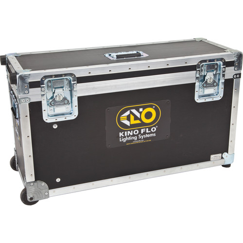 Kino Flo Wheeled Ship Case for Interview/FreeStyle 21 LED System (Black)