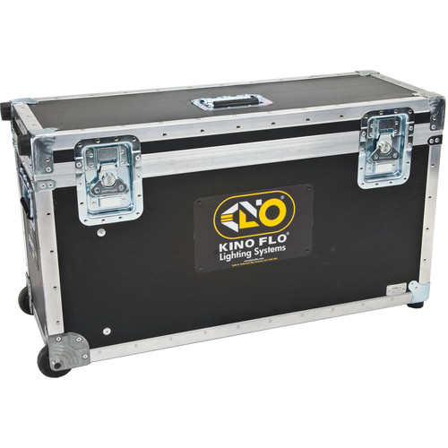 Kino Flo FreeStyle T24 Interview Systems Case with Wheels (Black)