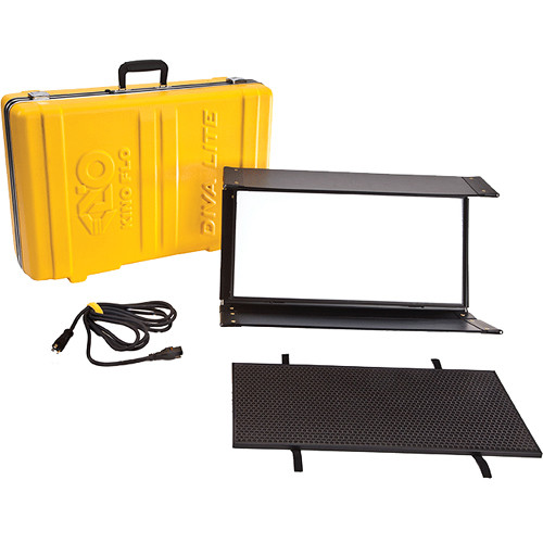 Kino Flo Diva-Lite LED 20 DMX Kit with Flight Case