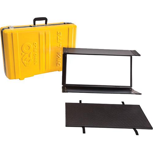 Kino Flo Diva-Lite LED 20 DMX Kit with Travel Case